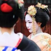 Maiko à Kyoto