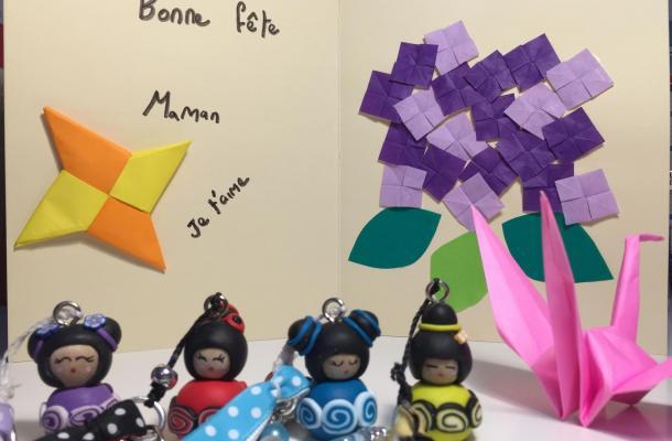 Atelier origami fimo 1